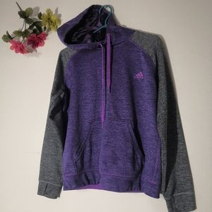 Adidas Climawarm Hoodie w/ kangaroo pocket